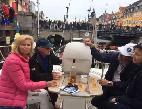 Rejs do Kopenhagi 2017