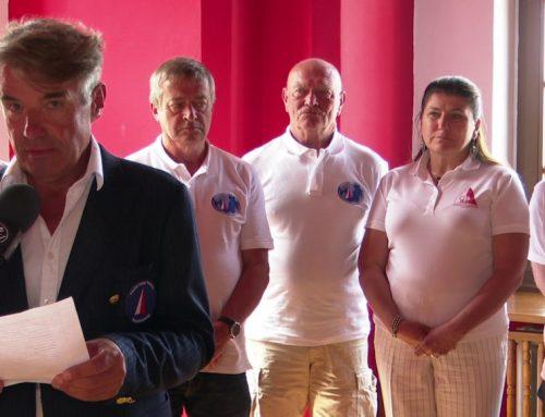 Międzynarodowa Federacja Polonijnych Klubów Żeglarskich- Inauguracja