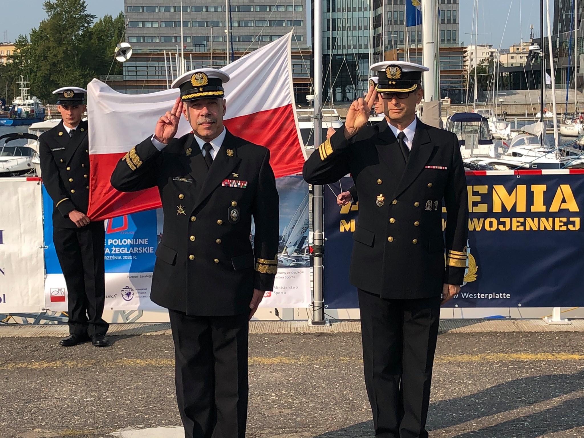 I Światowe Polonijne Mistrzostwa Żeglarskie Gdynia 2020